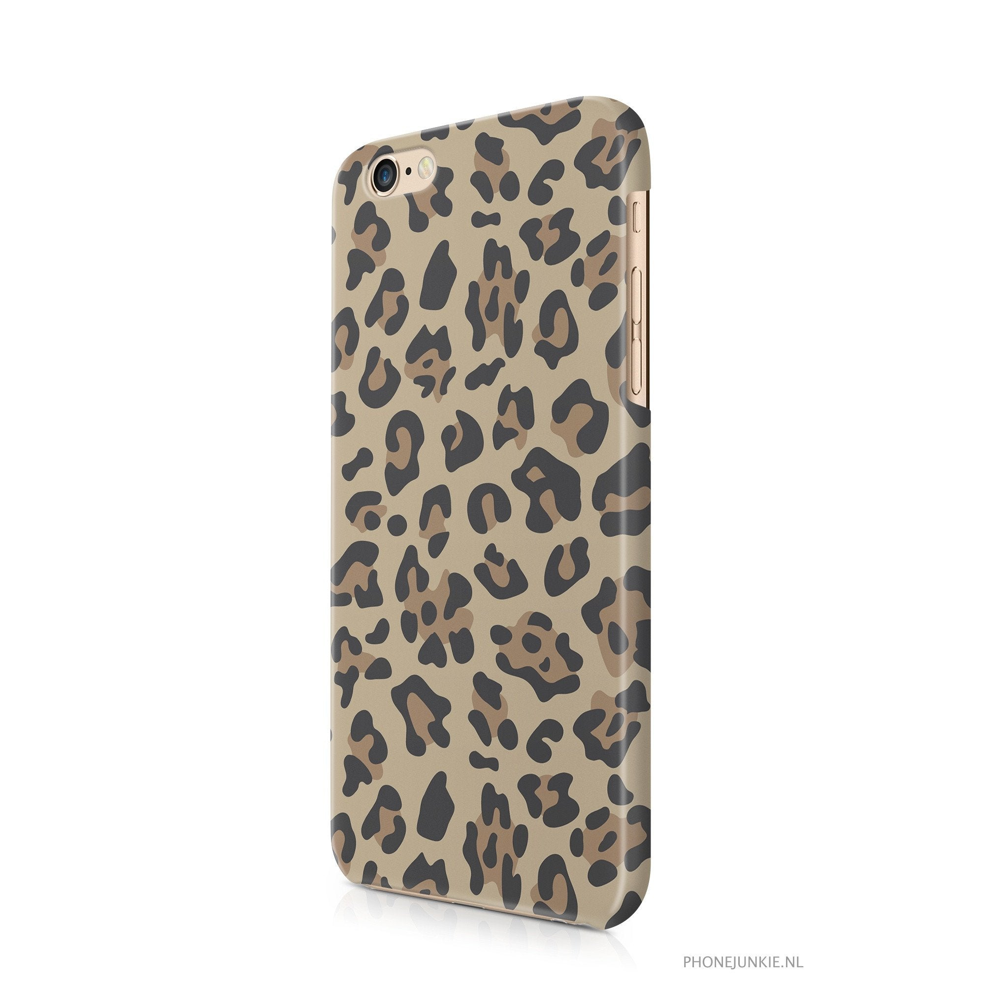 iPhone 6/6s hoesje -  Panter Print