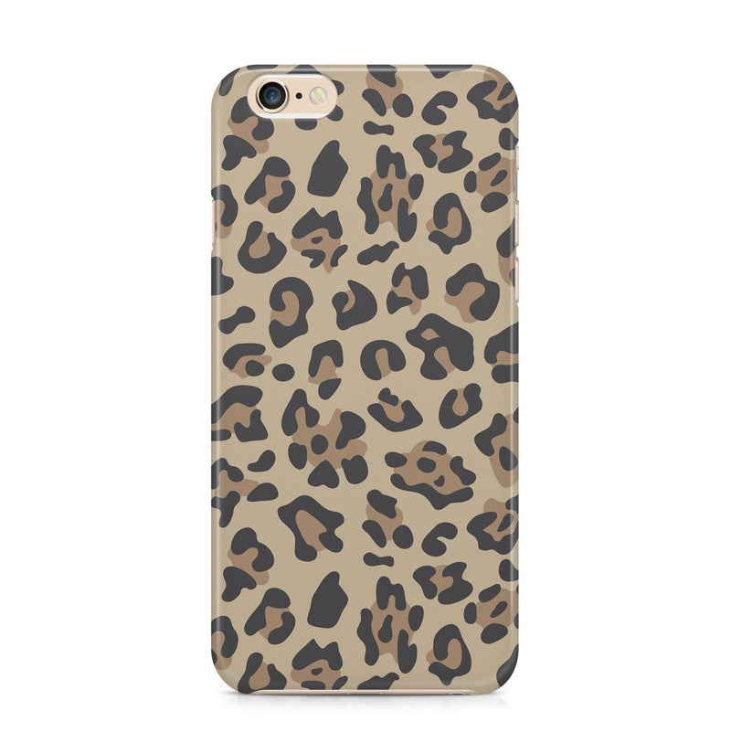 iPhone 6/6s hoesje -  Panter Print - PhoneJunkie