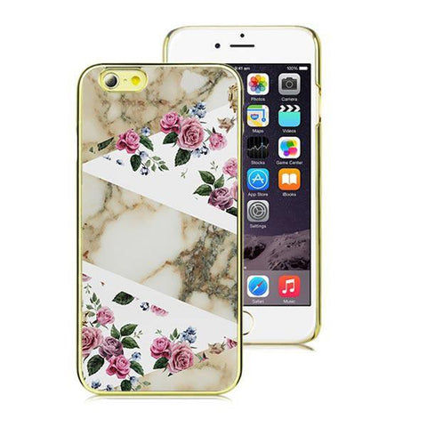 iPhone 6/6s - Marmer Roses Gold Deluxe - PhoneJunkie
