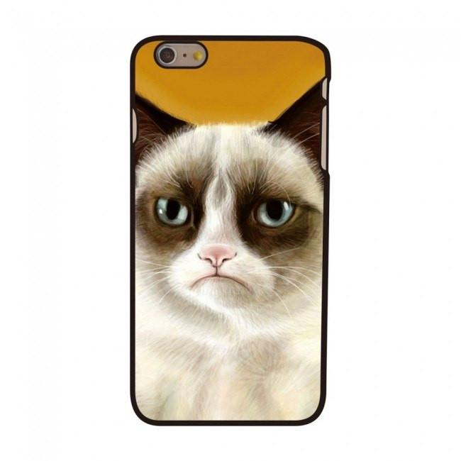 iPhone 6/6s - Grumpy Cat hoesje - PhoneJunkie