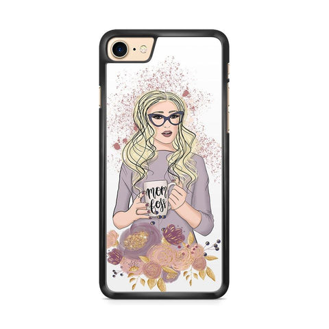 Boss Mom hoesje - blond/brown/red - PhoneJunkie