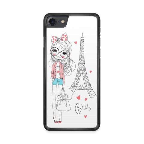 Paris Girl hoesje - PhoneJunkie