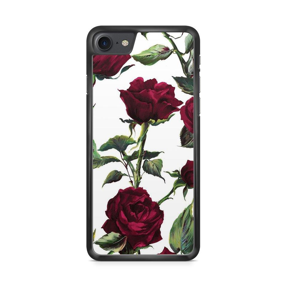 Red Rose hoesje - PhoneJunkie