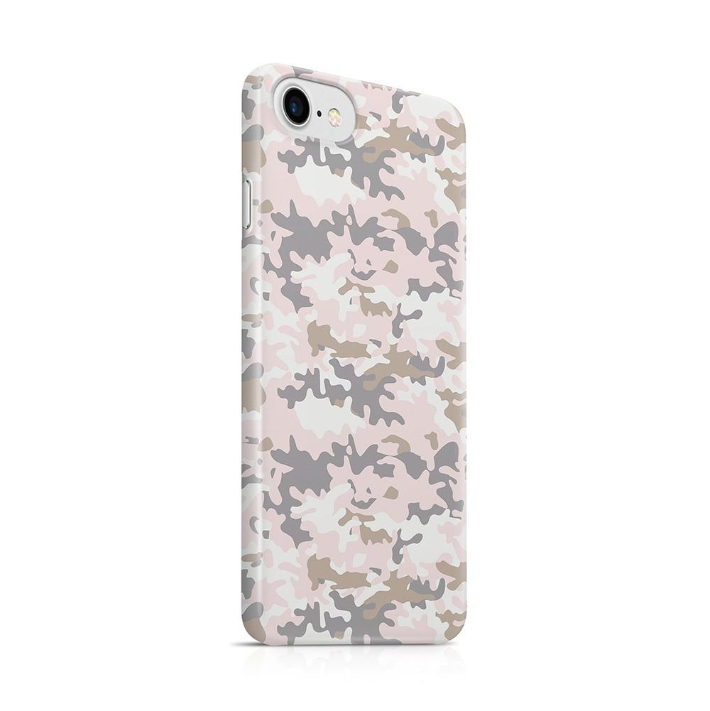 iPhone 7 hoesje - Camouflage Nude