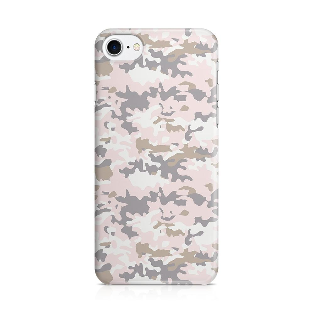 iPhone 7 hoesje - Camouflage Nude - PhoneJunkie