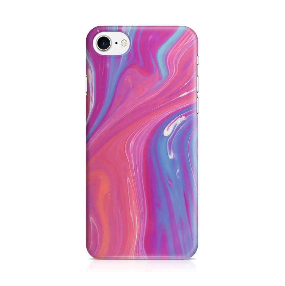 iPhone 7 hoesje - Paint Swirl