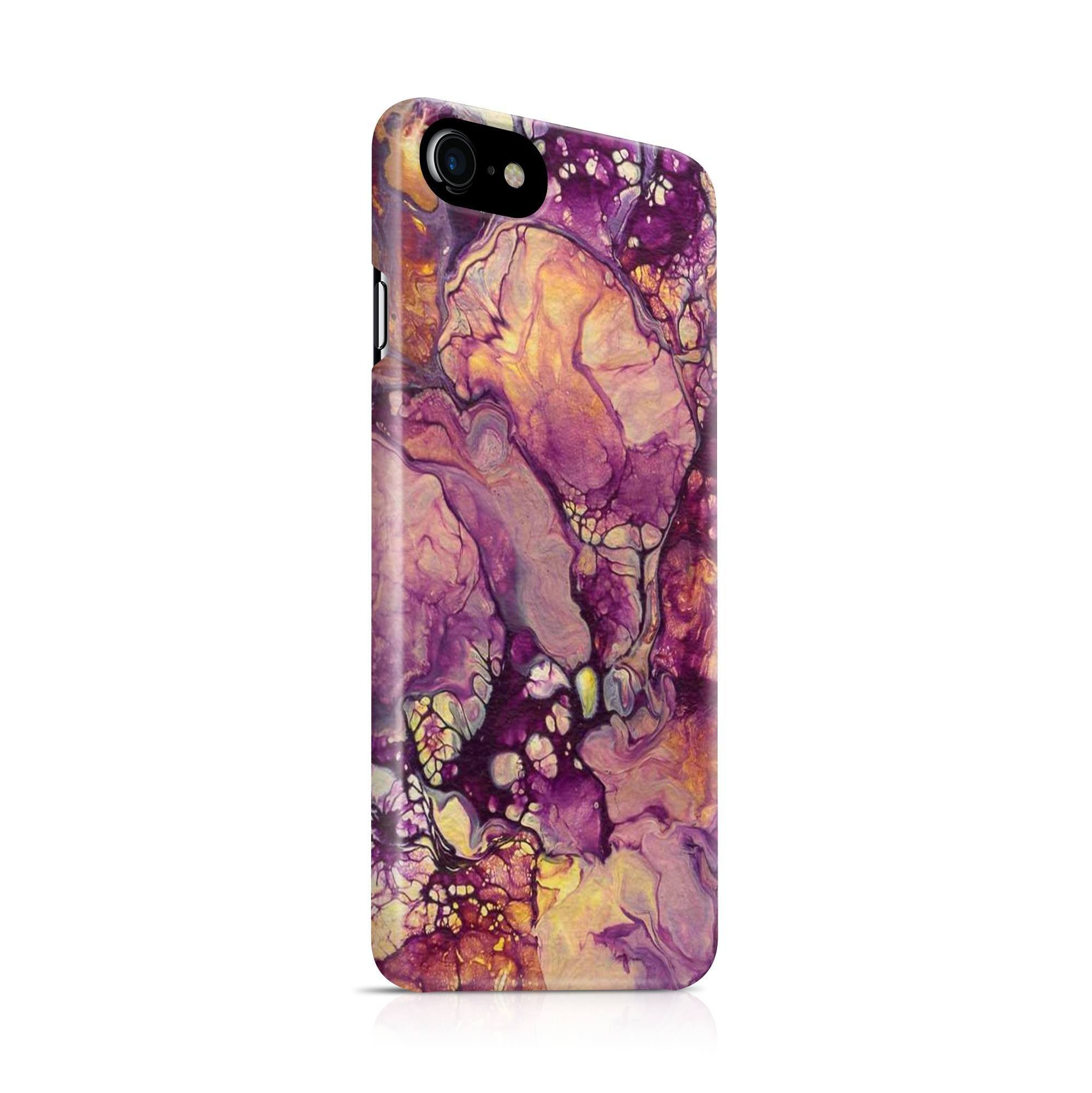 iPhone 7 hoesje - Paars Space