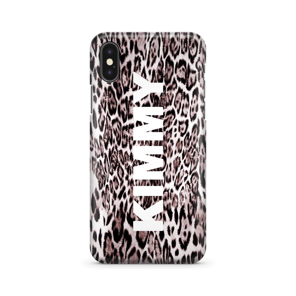 Smooth Leopard - Wrap Naamhoesje