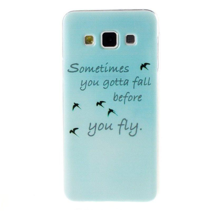 Samsung Galaxy A5 hoesje - Birds Fly - PhoneJunkie