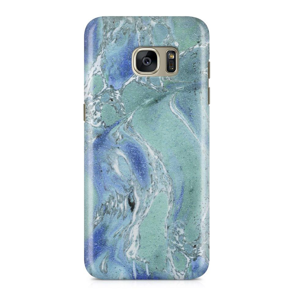 Samsung Galaxy S7 - Sea Abstract - PhoneJunkie - telefoonhoesje - naamhoesje - personaliseren