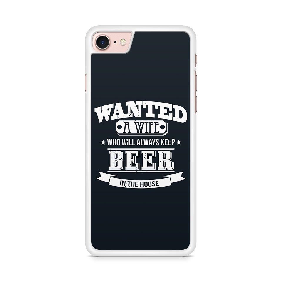 Wanted Beer hoesje - PhoneJunkie