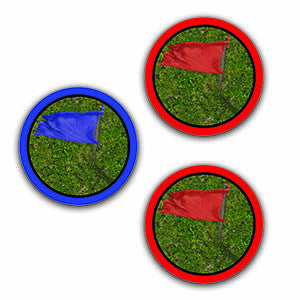 HiddenForest Flag Markers