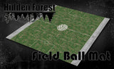 "HiddenForest 36"" Field Ball Gaming Mat 2.0"