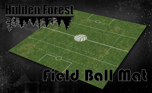 "HiddenForest 36"" Field Ball Gaming Mat"