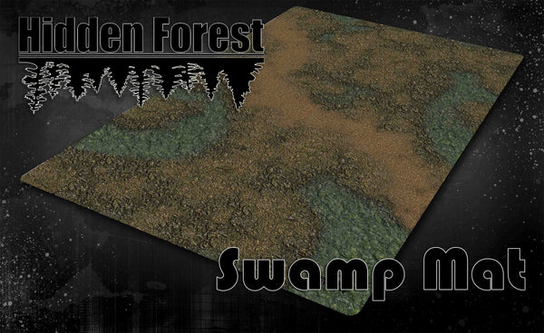 HiddenForest Swamp Terrain Mat
