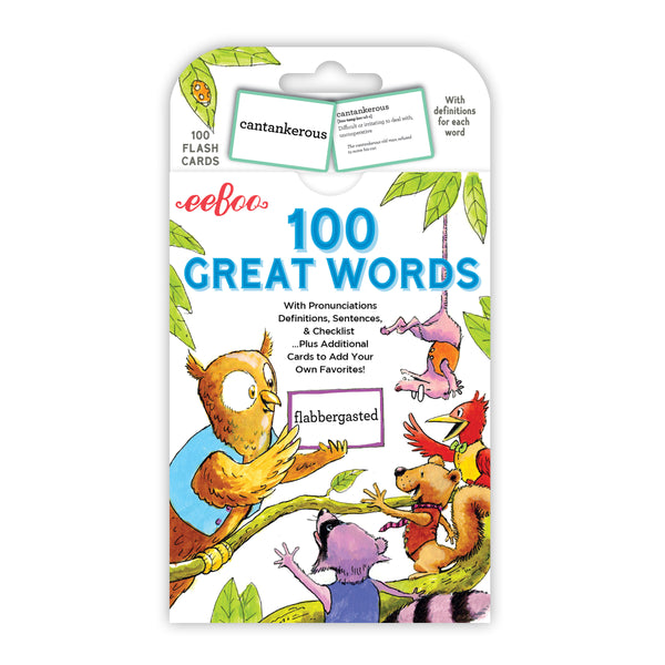 100 grandes palabras - 100 great words