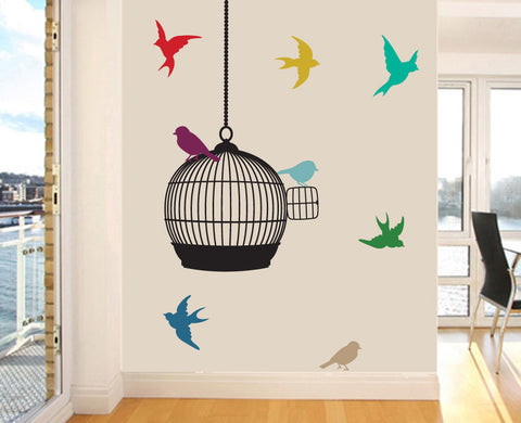 animal wall stickers – stickers on your wall