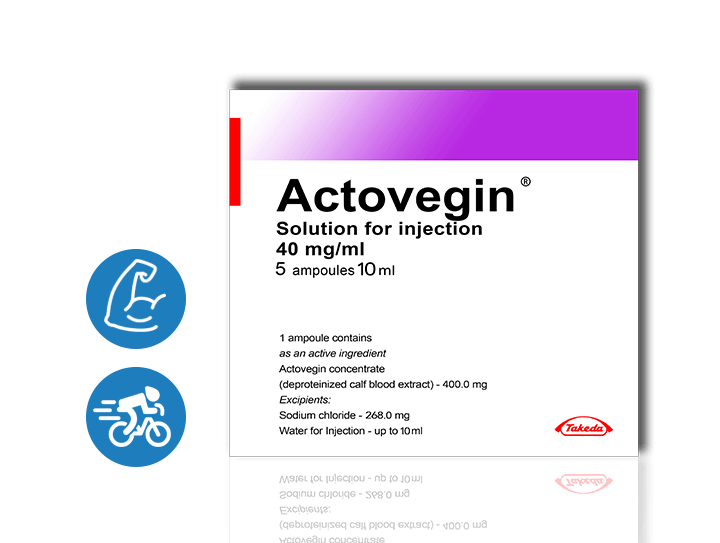 Actovegin: instructions for use (injections)
