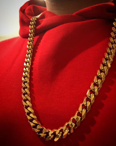 CUBAN Miami Gold Chain