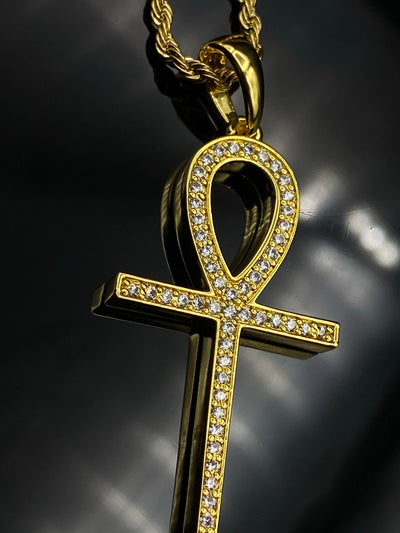 Dainty ANKH Necklace