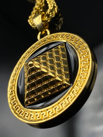 Great Pyramid Gold Chain