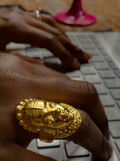 Queen Idia Ring