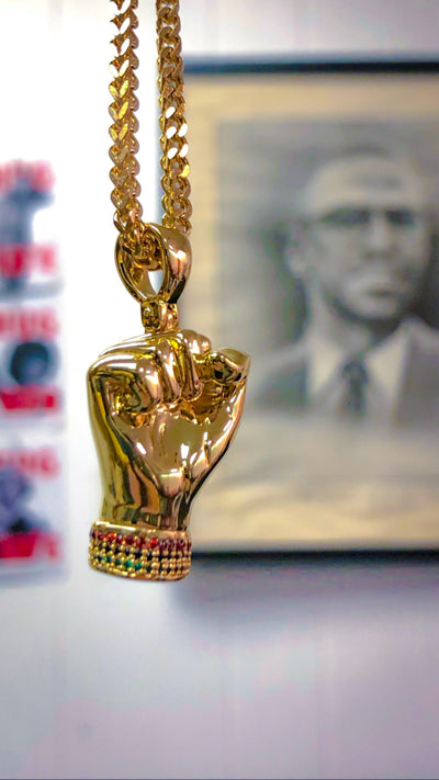 BLK Power Fist Chain