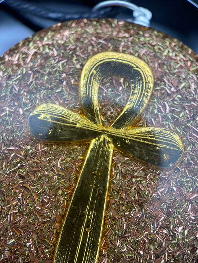 Orgonite ANKH Chain