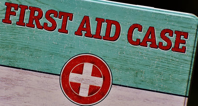 Natural First Aid Kit Checklist