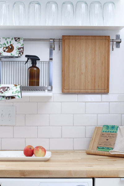 Clean kitchen to keep bugs away
