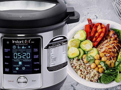 Instant Pot reference guide