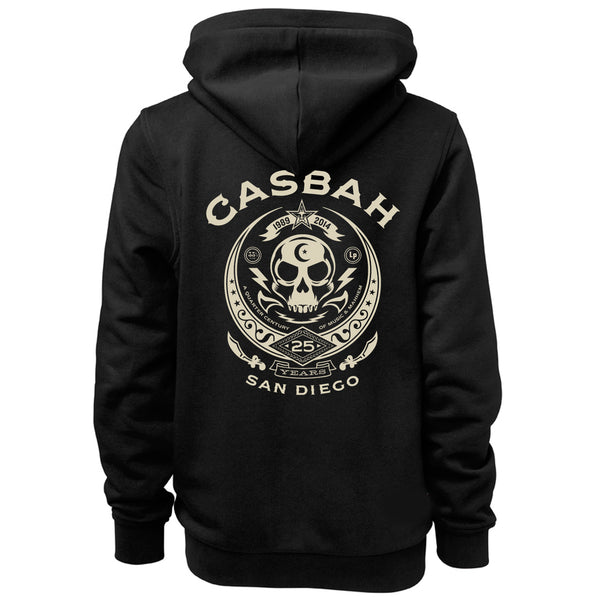 Casbah 25 Year Zip