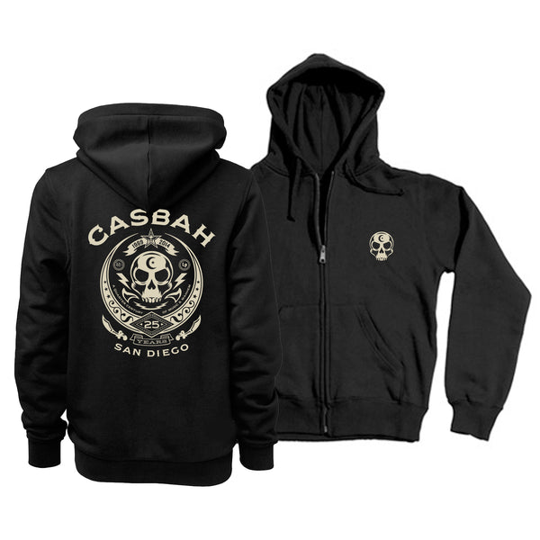 Casbah 25 Year Zip - 2XL ONLY