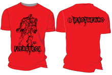 #IFNOTMEWHO Official Flexatron T-Shirt