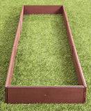 Raised Garden Bed Set Configurable Polypropylene Adjustable Flower Herbs Veggies
