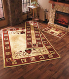 Country farmhouse Area Rug