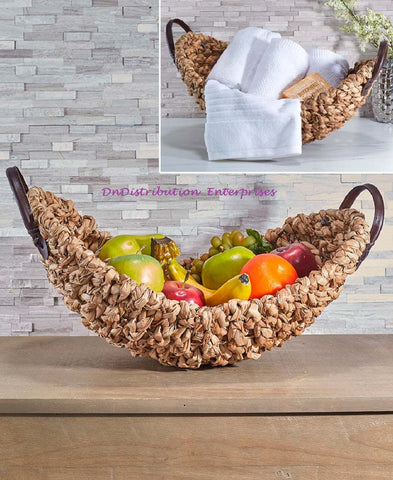 Kitchen Basket Seagrass