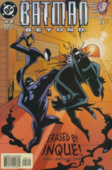 Batman Beyond (1999 2nd Series) #2 FN/VF