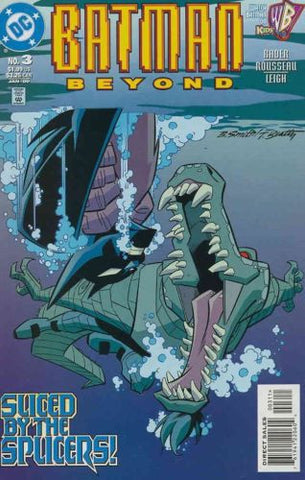 Batman Beyond (1999 2nd Series) #3 FN/VF