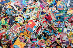 60-75 Classic Comic Books and Vintage Star Wars Memorabilia!!