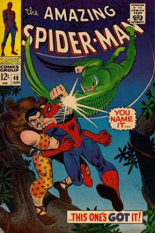 Amazing Spiderman #49 (1967)