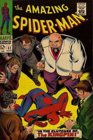Amazing Spiderman #51 (1967)