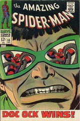 Amazing Spiderman #55 (1967)