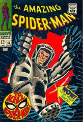 Amazing Spiderman #58 (1968)