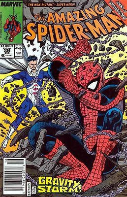 Amazing Spider-Man #326