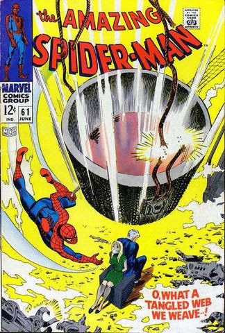 Amazing Spiderman #61 (1968)