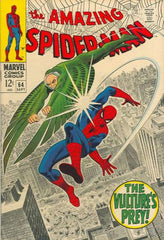 Amazing Spiderman #64 (1968)