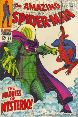 Amazing Spiderman #66 (1968)