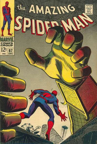 Amazing Spiderman #67 (1968)