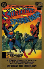 Superman and Spider-Man Gold Reprint (1996) #1